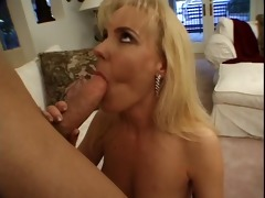 younger stud cunt bonks mature female