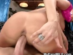 large titty dark brown mother i riding younger