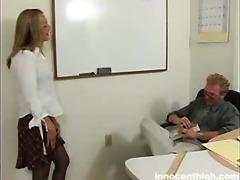 charming lexie seducing her teacher to sex