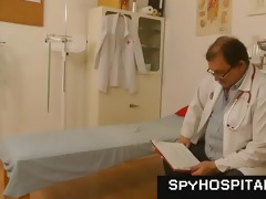 hidden web camera in gyno hospital