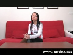 casting - 1111 year old receives a call from