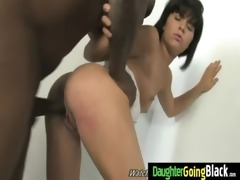 juvenile daughter gets pounded by big dark wang 40