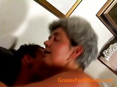 old vagina screwed by younger man