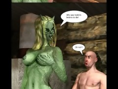 8d comic: vozhos bride