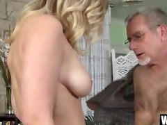 old chap jay crew takes jessica brandys fuck
